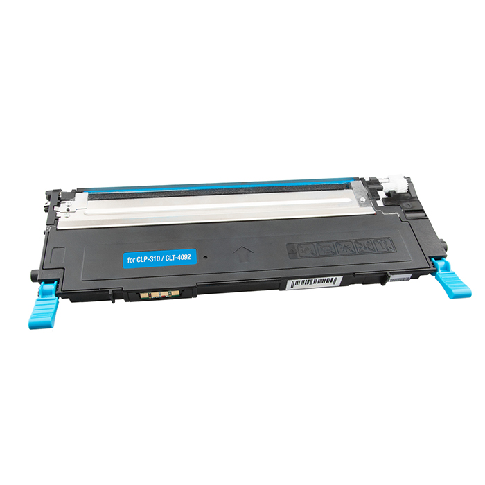 toner xxl cyan f r samsung clp 310n clp 315w clx 3170 fn clx 3175 fn clt c4092 ebay. Black Bedroom Furniture Sets. Home Design Ideas