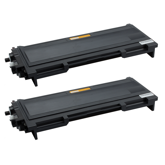 2 toner f r brother tn2000 hl2020 hl2030 hl2032 hl2040 dcp7010 dcp7025 mfc7220 ebay. Black Bedroom Furniture Sets. Home Design Ideas