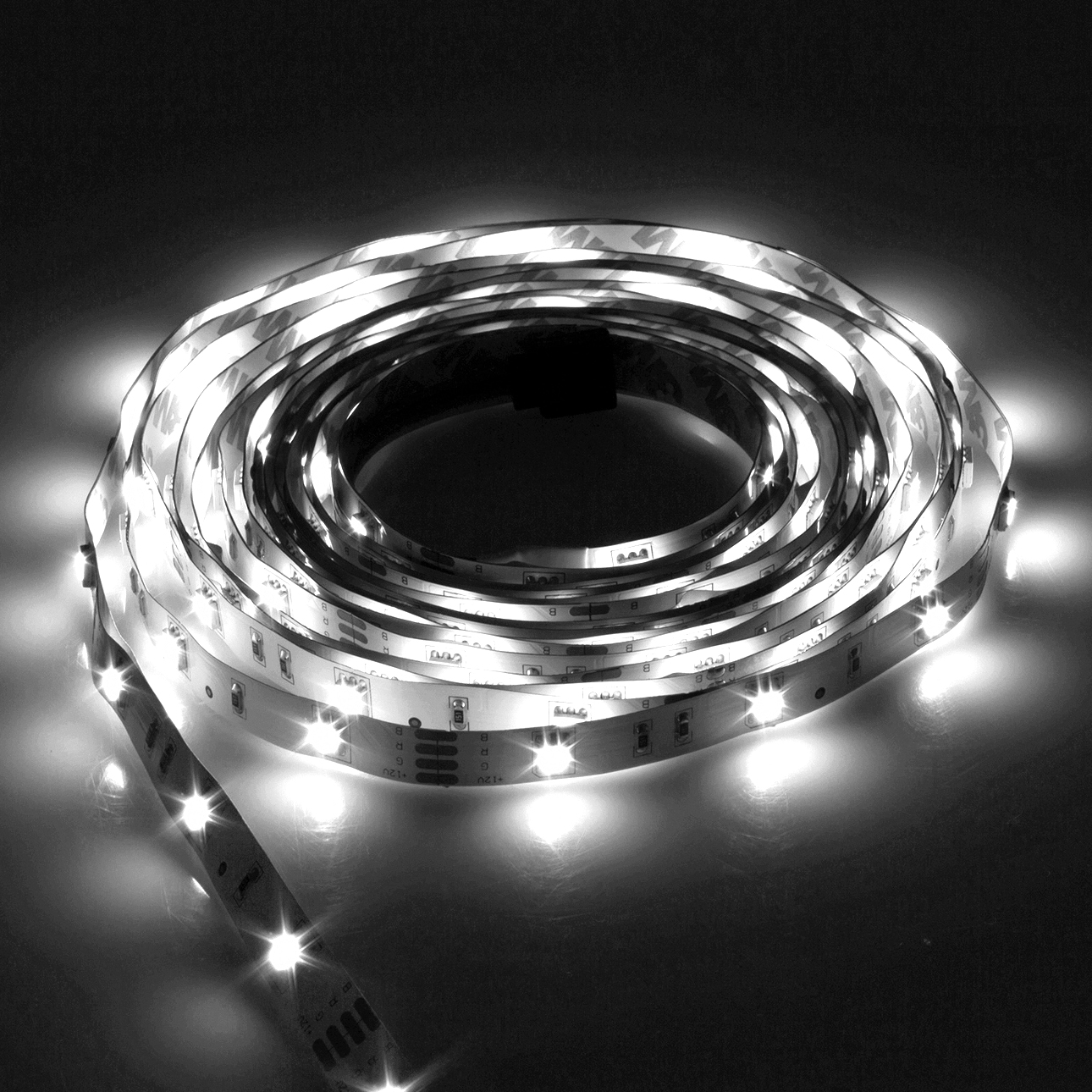 flash30 5m rgb led strip e band kette streifen leiste leuchte lichterkette ip20 ebay. Black Bedroom Furniture Sets. Home Design Ideas