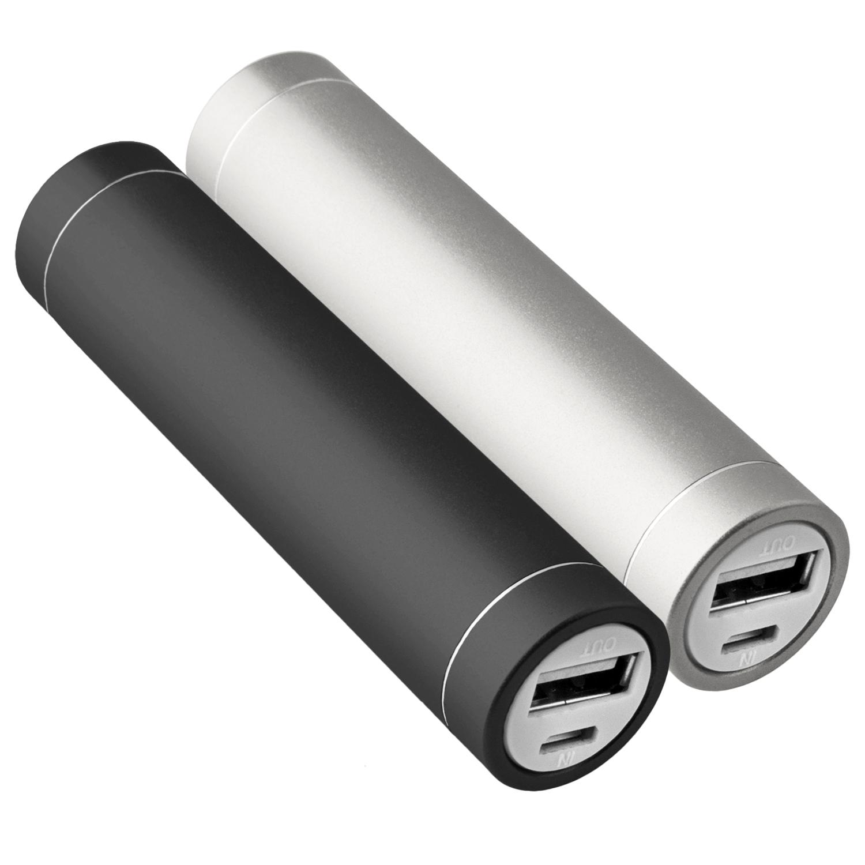 2x-Power-Bank-Zusatzakku-2600-mAh-USB-iPhone-4-4S-silber-schwarz-NT003