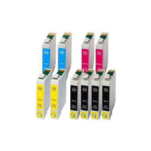 10-fuer-Epson-Stylus-SX125-SX130-SX230-SX235W-SX420W-SX425W-SX435W-SX445W-BX305FW