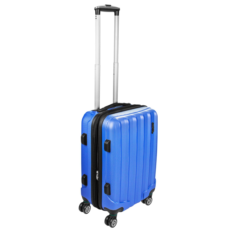 1 reise koffer trolley hartschalenkoffer handgep ck case. Black Bedroom Furniture Sets. Home Design Ideas