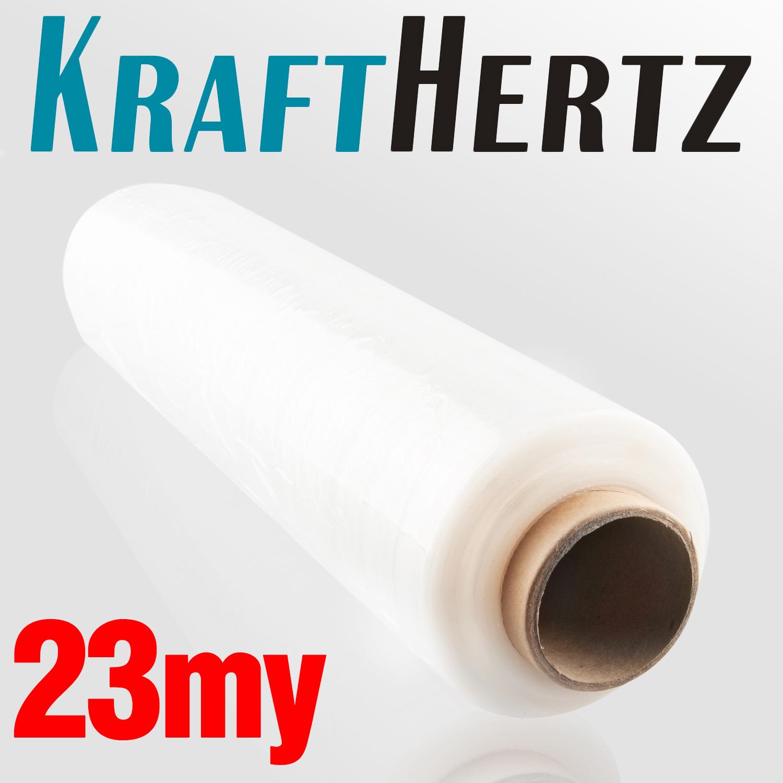 Paletten-Folie-XXL-Hand-Stretchfolie-Wickelfolie-transparent-300m-x-0-5m