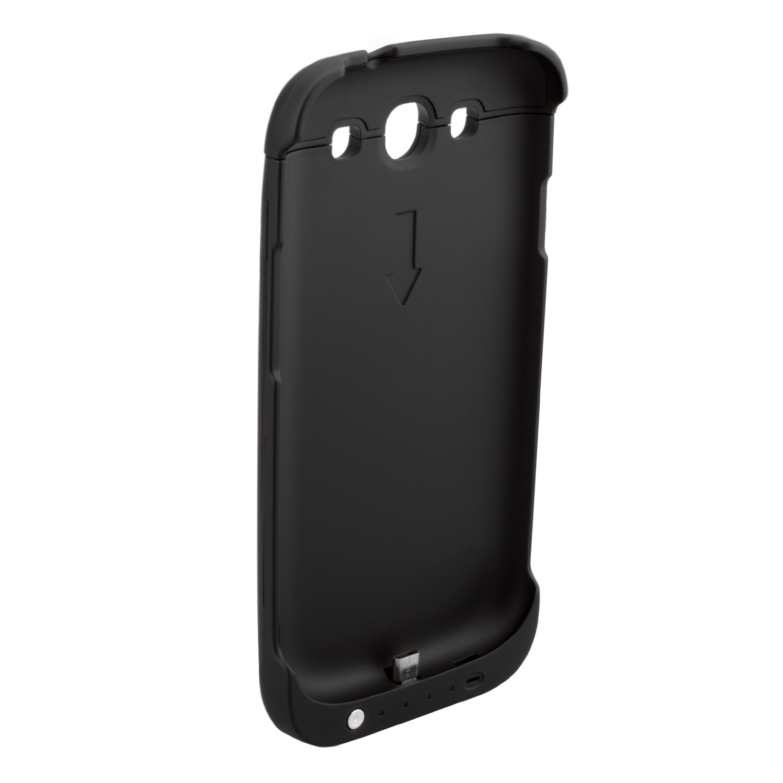 NINETEC-3200mAh-PowerCase-Schutzhuelle-Akkufunktion-fuer-Samsung-Galaxy-S3-Black
