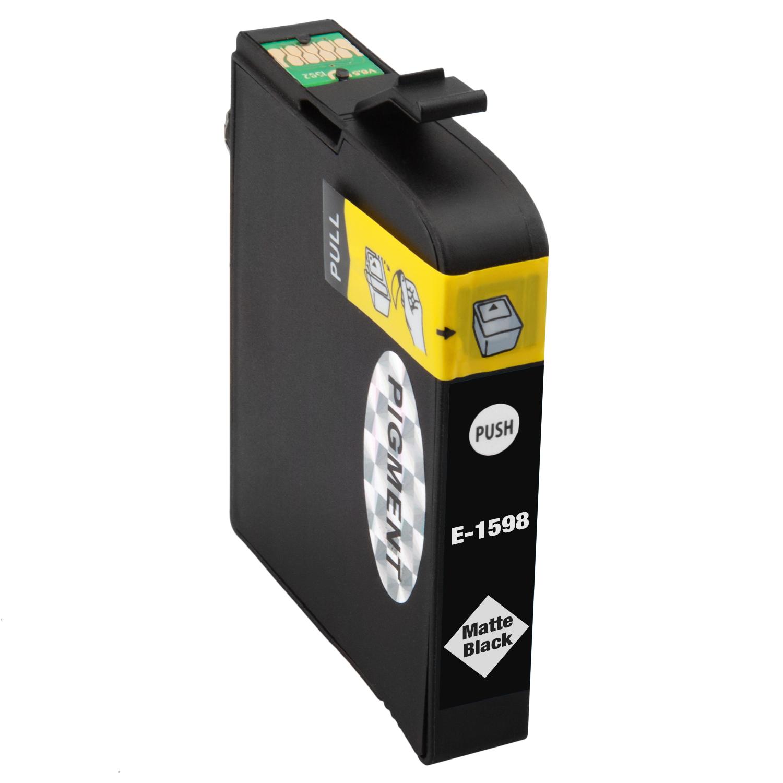 Druckerpatrone XXL ProSerie kompatibel zu Epson T1598 matte black