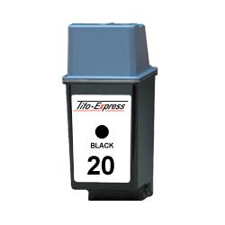 Druckerpatrone XXL recycled ProSerie. Ersetzt HP 20
