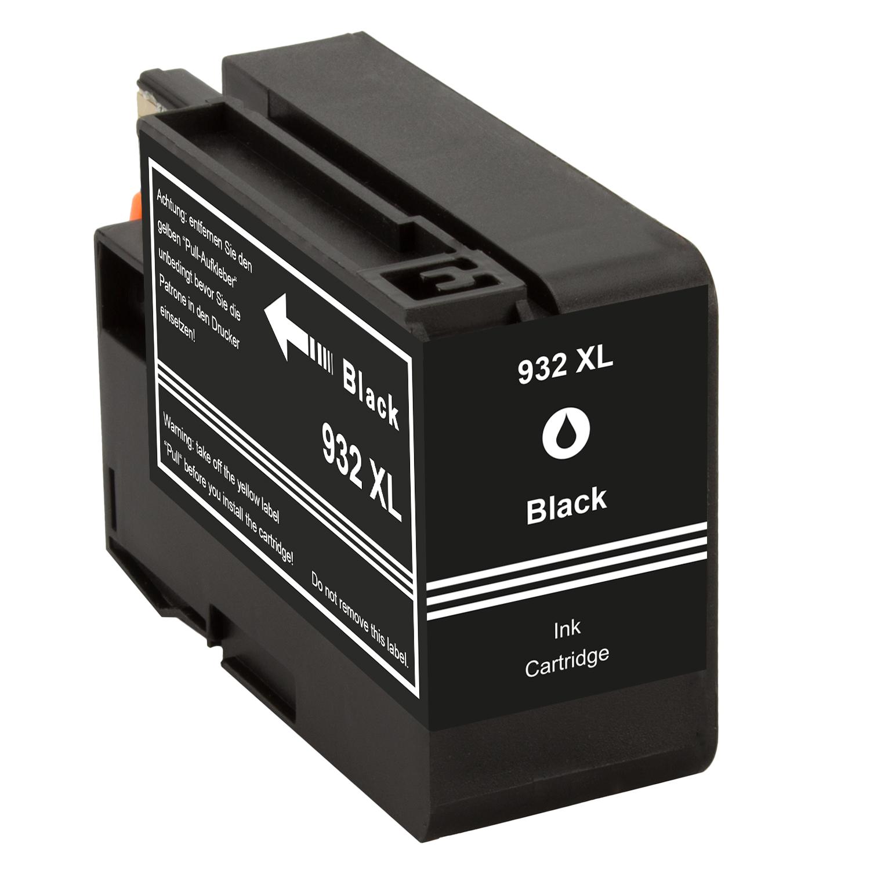 Druckerpatrone XXL ProSerie kompatibel zu HP 932XL black