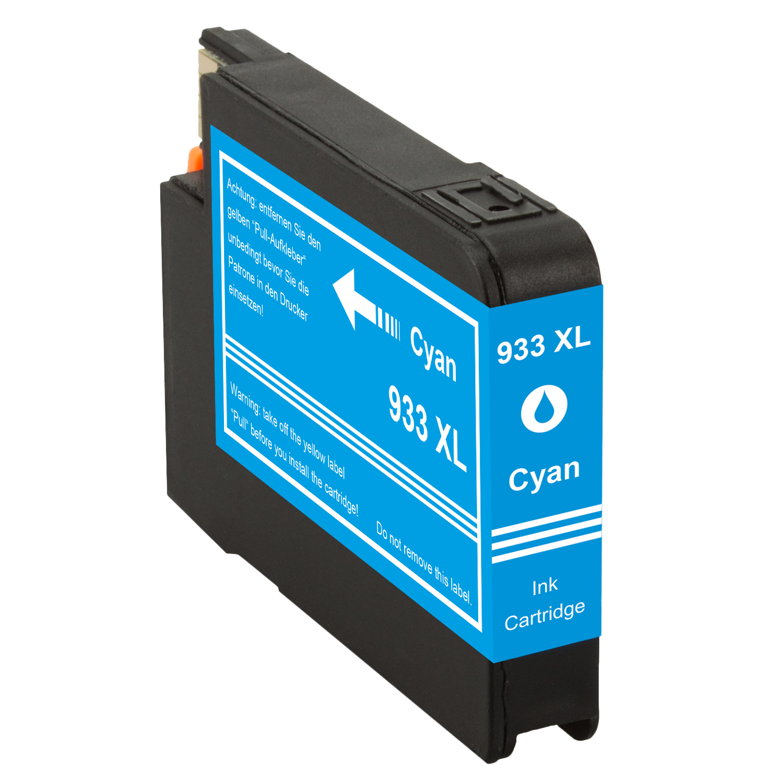 Druckerpatrone XXL ProSerie kompatibel zu HP 933XL cyan
