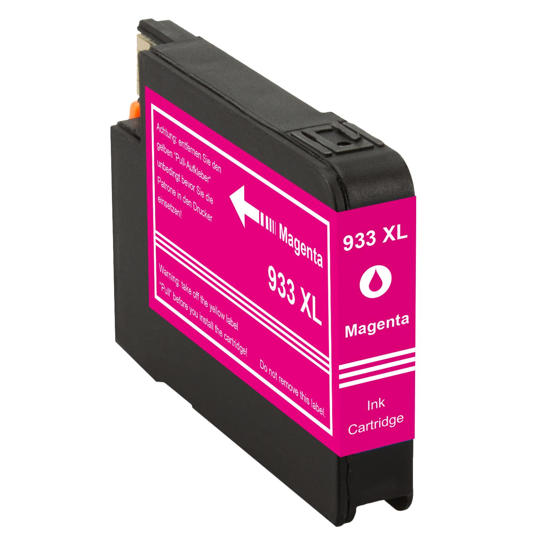 Druckerpatrone XXL ProSerie kompatibel zu HP 933XL magenta