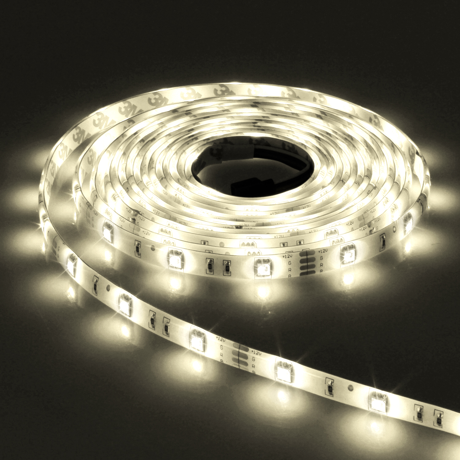 ninetec chill30 5m led strip streifen smd band netzteil. Black Bedroom Furniture Sets. Home Design Ideas