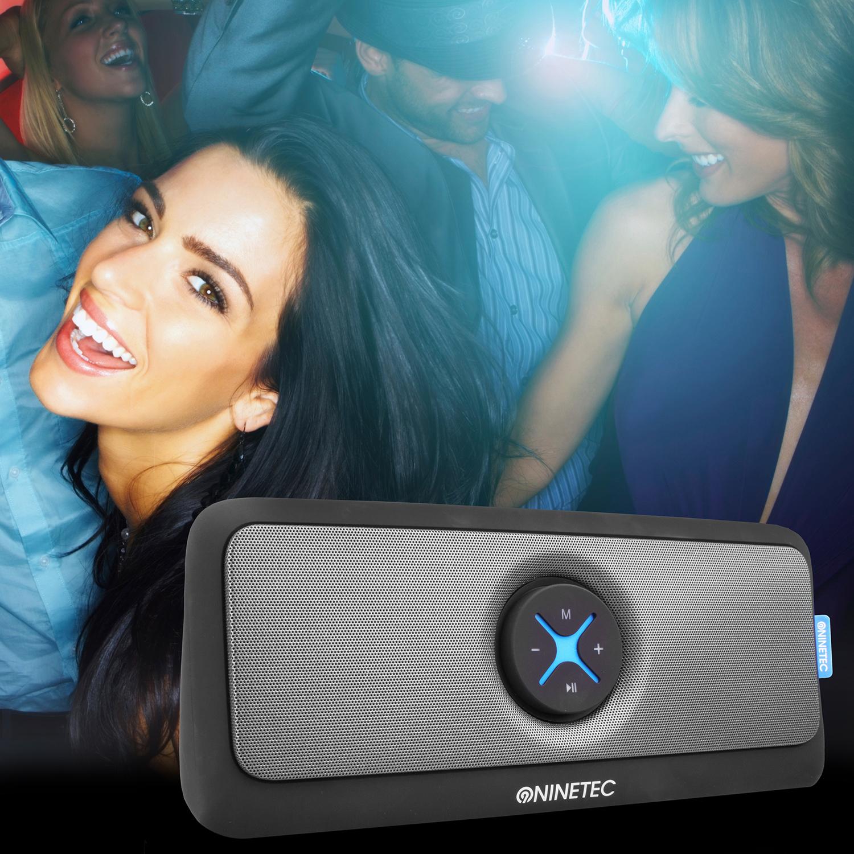 ninetec xoomia 30w home bluetooth speaker soundsystem. Black Bedroom Furniture Sets. Home Design Ideas