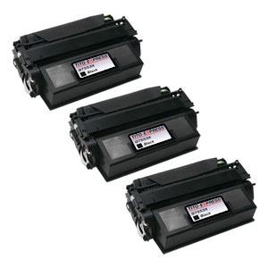 3x Toner XXL ProSerie kompatibel zu HP Q7553X 53X