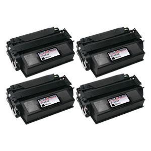4x Toner XXL ProSerie kompatibel zu HP Q7553X 53X