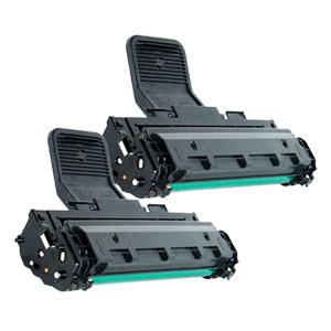 2x Toner XXL ProSerie kompatibel zu Samsung MLT-D1082S
