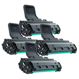 4x Toner XXL ProSerie kompatibel zu Samsung MLT-D1082S