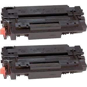 2x Toner XXL ProSerie kompatibel zu HP C7115X 15X