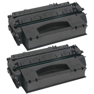 2x Toner XXL ProSerie kompatibel zu HP Q5949X 49X