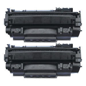 2x Toner XXL ProSerie kompatibel zu HP CE505A 05A