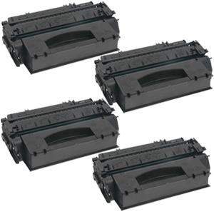 4x Toner XXL ProSerie kompatibel zu HP Q5949X 49X