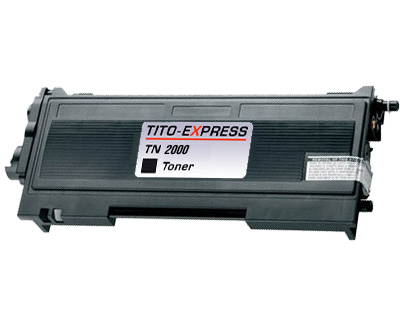 Toner SuperXL ProSerie kompatibel zu Brother TN-2000
