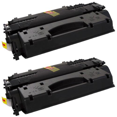 2x Toner XXL ProSerie kompatibel zu HP CF280X 80X