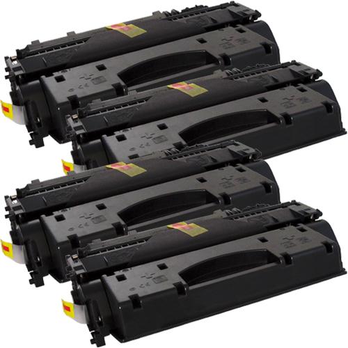 4x Toner XXL ProSerie kompatibel zu HP CF280X 80X
