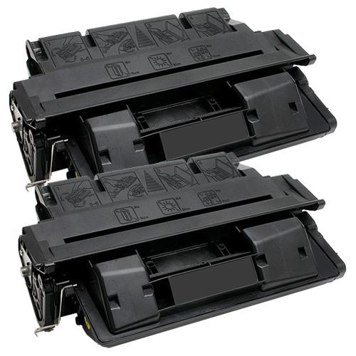 2x Toner XXL ProSerie kompatibel zu HP C4127X 27X