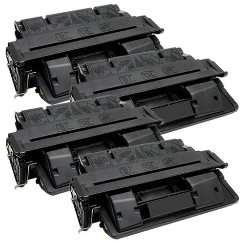 4x Toner XXL ProSerie kompatibel zu HP C4127X 27X