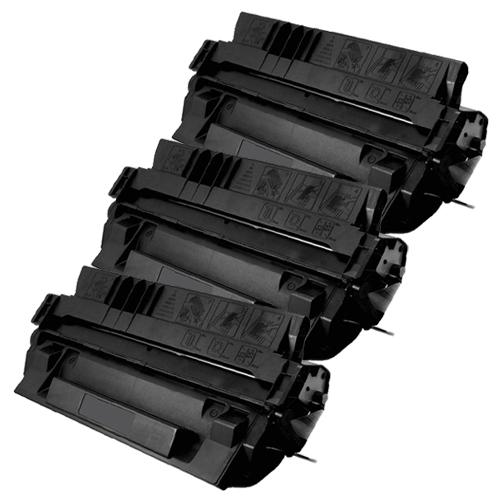 3x Toner XXL ProSerie kompatibel zu HP C4129X 29X