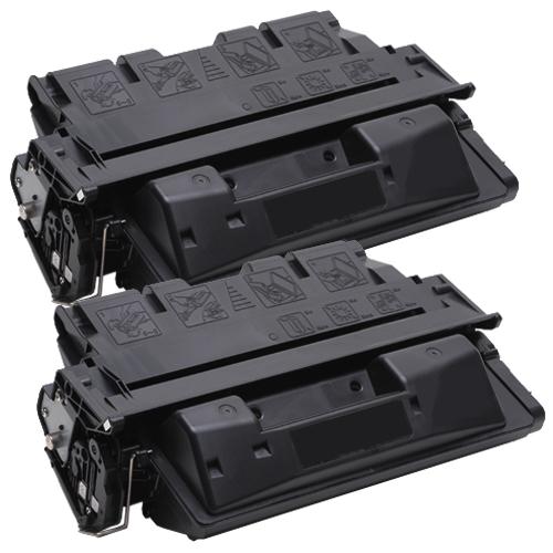 2x Toner XXL ProSerie kompatibel zu HP C8061X 61X