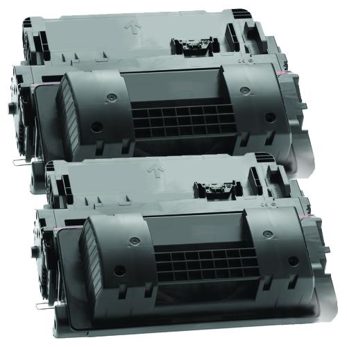 2x Toner XXL ProSerie kompatibel zu HP CE390X 90X