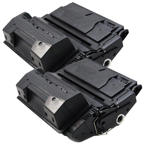 2x Toner XXL ProSerie kompatibel zu HP Q1339A 39A