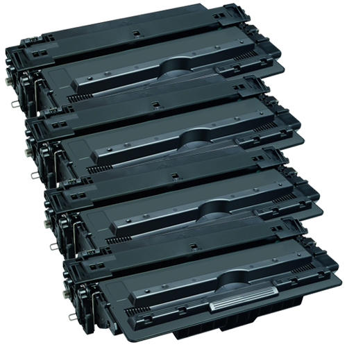 4x Toner XXL ProSerie kompatibel zu HP Q7516A 16A