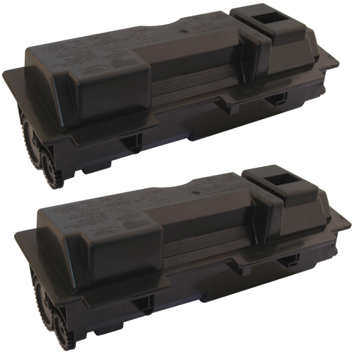 2 Toner XXL ProSerie kompatibel zu Kyocera TK-18