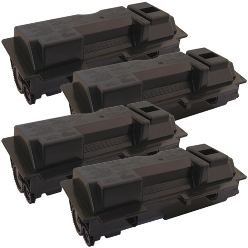 4 Toner XXL ProSerie kompatibel zu Kyocera TK-18