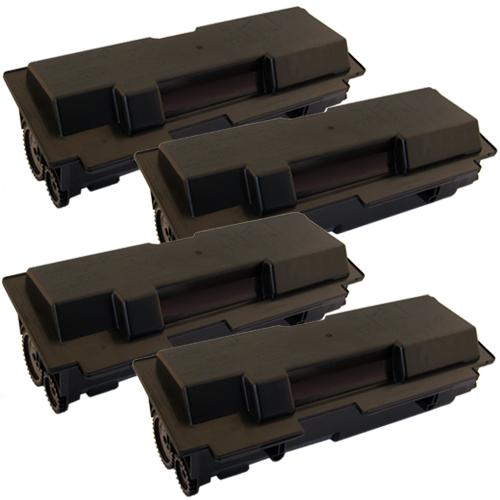 4 Toner XXL ProSerie kompatibel zu Kyocera TK-17