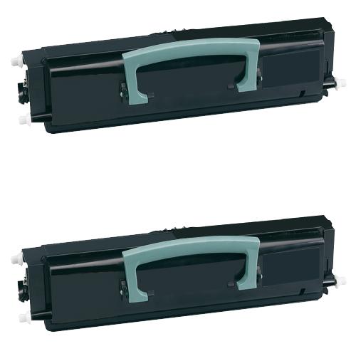 2 Toner XXL ProSerie kompatibel zu Dell 1700