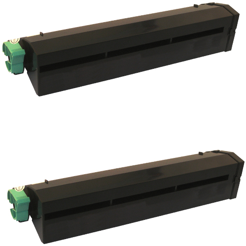 2x Toner XXL ProSerie kompatibel zu Oki 01101202, B4300