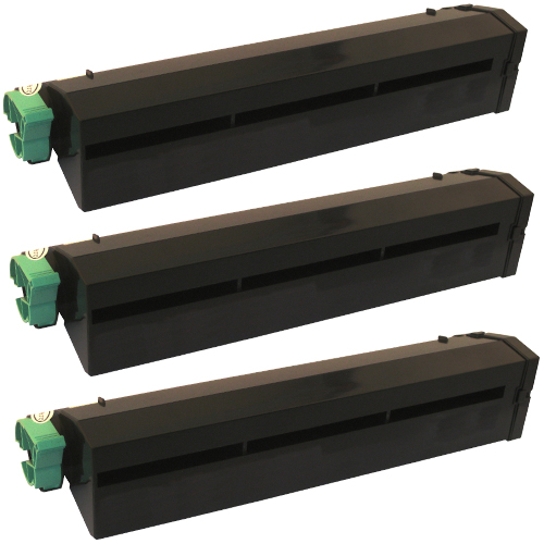 3x Toner XXL ProSerie kompatibel zu Oki 01101202, B4300