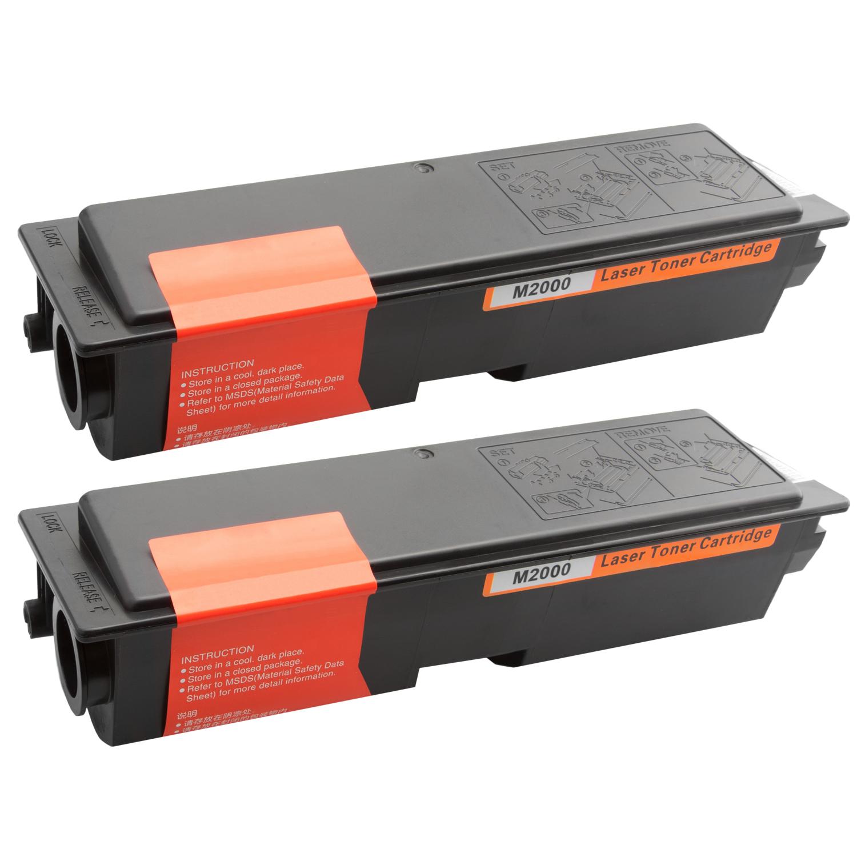2x Toner XXL ProSerie kompatibel zu Epson C13S050435, M2000
