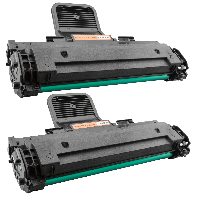 2x Toner XXL ProSerie kompatibel zu Samsung ML-1610 / ML-2010