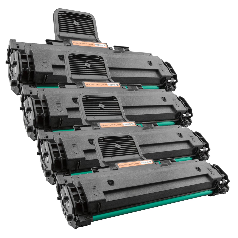 4x Toner XXL ProSerie kompatibel zu Samsung ML-1610 / ML-2010