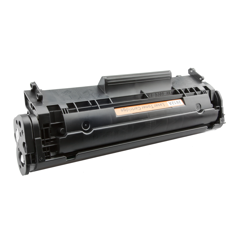 Toner XXL ProSerie kompatibel zu HP Q2612A 12A