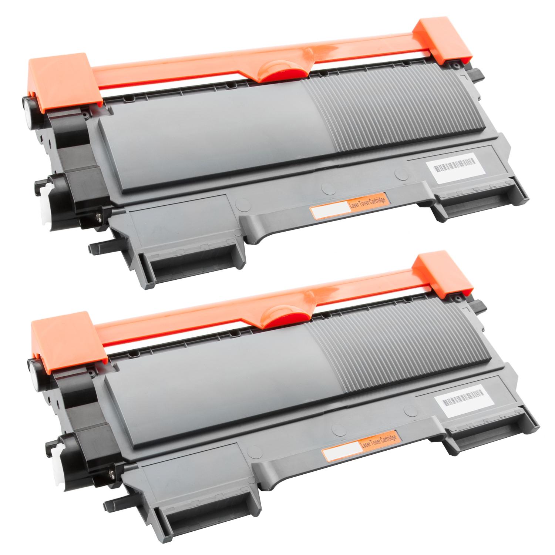 2x Toner XL ProSerie kompatibel zu Brother TN-2010