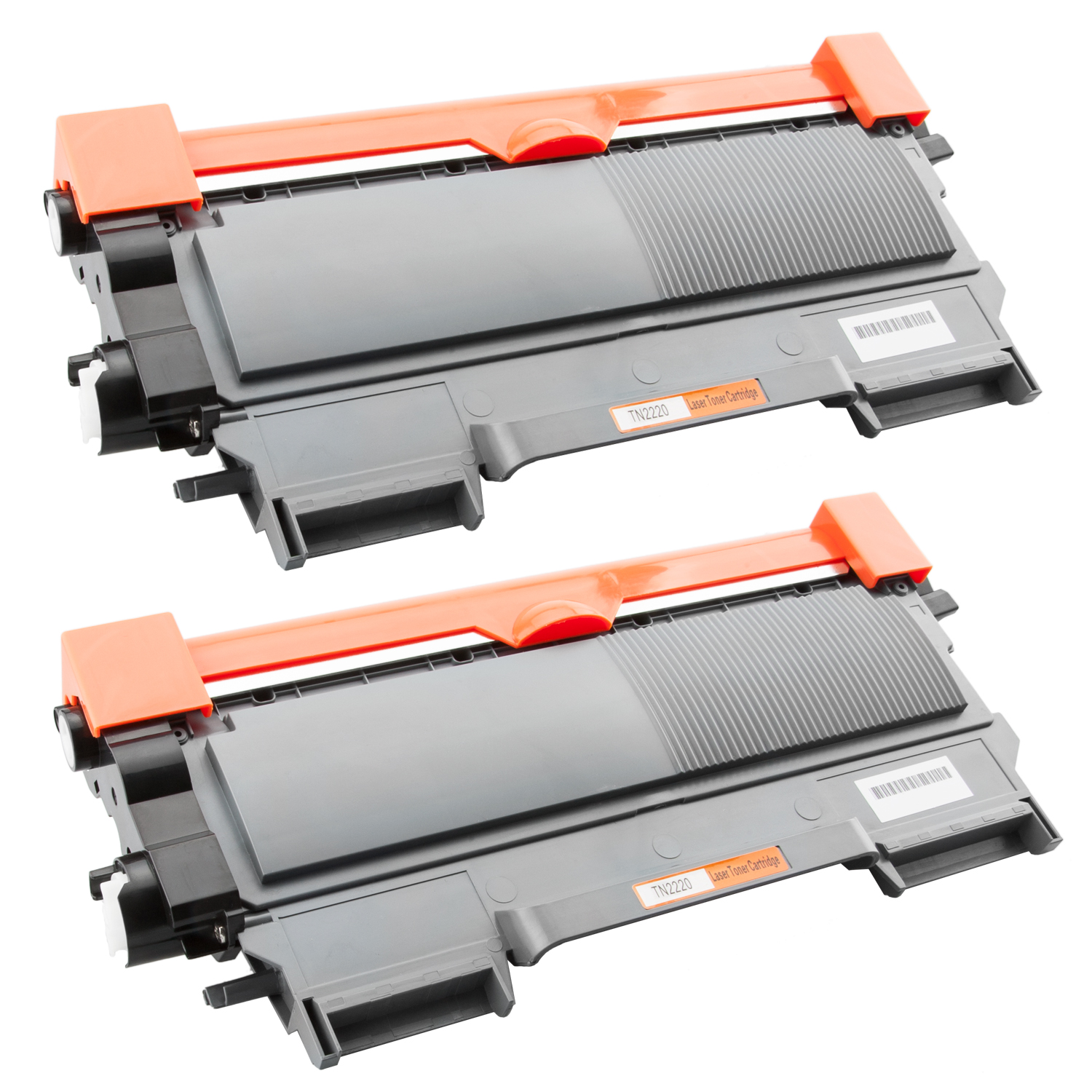 2x Toner XL ProSerie kompatibel zu Brother TN-2220