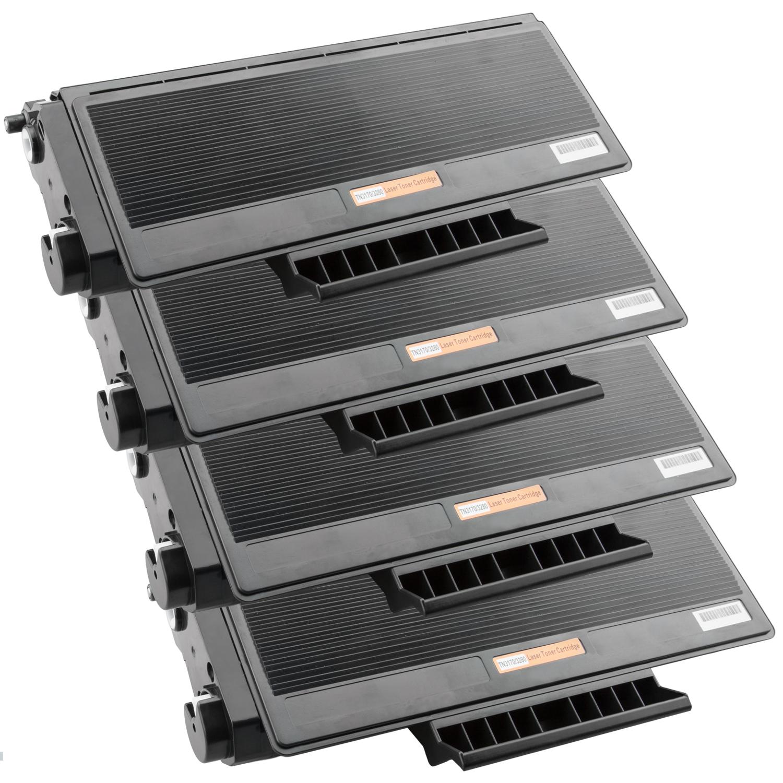 4x Toner XXL ProSerie kompatibel zu Brother TN-3170