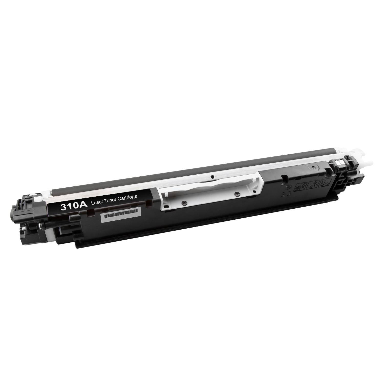 1 Toner XXL ProSerie kompatibel zu HP CE310A, 126A