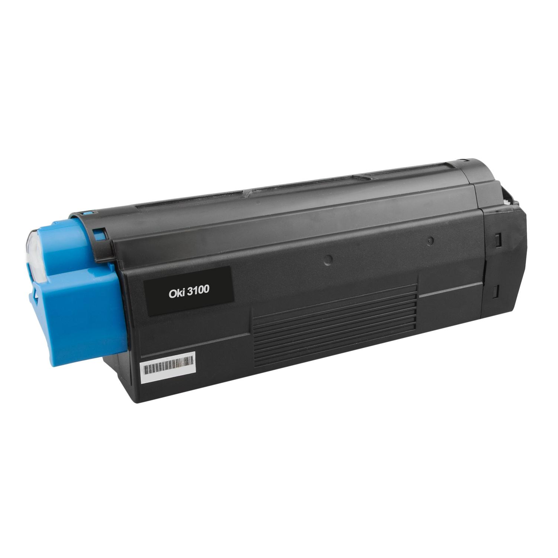 1 Toner XXL ProSerie kompatibel zu OKI C3100/C5100K