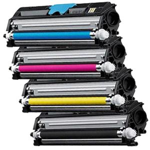 Set 4 Toner XXL ProSerie kompatibel zu Xerox 6121K, 6121C, 6121M, 6121Y