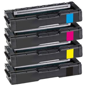 Set 4 Toner XXL ProSerie kompatibel zu Kyocera TK-150K, TK-150C, TK-150M, TK-150Y
